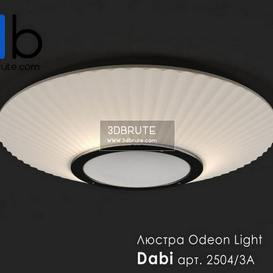 lyustra 25043A 3ds Max Ceiling light