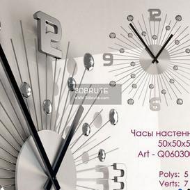 bob clock cristal 01