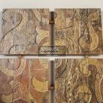 Decorative panel Maori 120×120 863