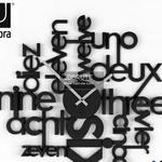 clock Lingua 867