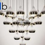hanna suspension Ceiling light 713