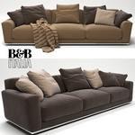 B&B italya LUIS 3I sofa 91