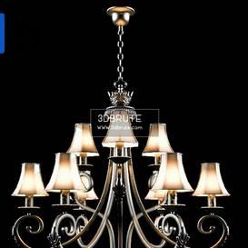 Chandelier 01 Ceiling light