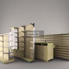 Shop Equipment 3dmodel
