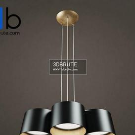 marimba Ceiling light