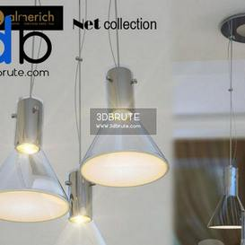 Almerich Net Ceiling light
