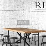 Restoration Hardware Table & chair 288
