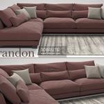 Brandon sofa sofa 133