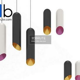 Pipe set 3.0 Ceiling light