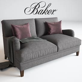 Baker Churchill Loveseat sofa
