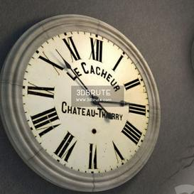 RH Clock Chateau Thierry
