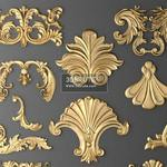 Decorative plaster  317