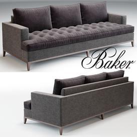 Baker  Bennet sofa