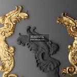 Decorative plaster  325