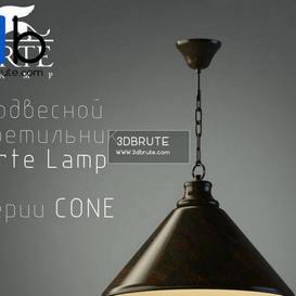 podves arte cone Ceiling light