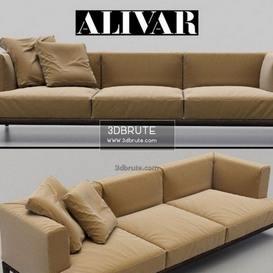 Alivar Swing sofa