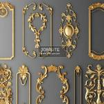 Decorative plaster  330