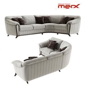 Merx Anastasia (Corner ) sofa