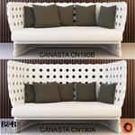 B&B Italia Canasta CN190A CN190B sofa 178