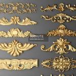 Decorative plaster  335
