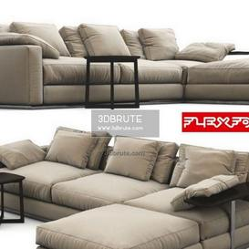 Pleasure sofa