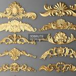 Decorative plaster  339