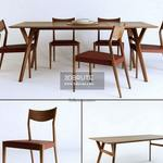 Table & chair 316