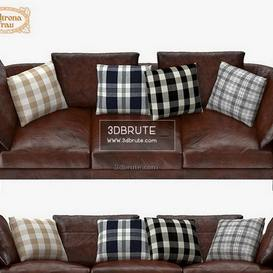 Poltrona Frau Bretagne sofa