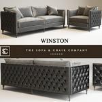 Winston sofa 208