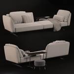 Flexform Evergreen Composition sofa 210