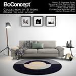 Boconcept Indivi 2 Seater  with full scene sofa 211
