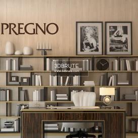 pregno cabinet