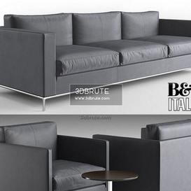 b&b italia george sofa