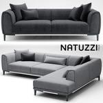 NaTUZZI sofa sofa 225