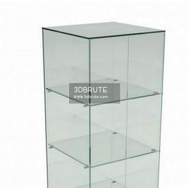 display cabinet shop 3dmodel