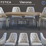 Verona Table & chair 344