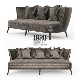 B&B Febo BLT 2803 sofa