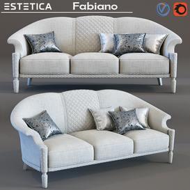 Divan Fabiano corona sofa