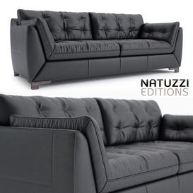 Natuzzi Agostino B926 sofa