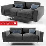 Calligaris Square sofa 270