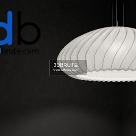 Chandelier axo muse Ceiling light