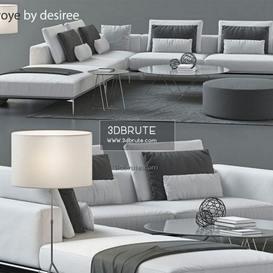 Savoye sofa