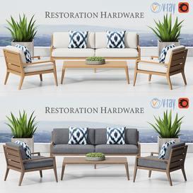 CEIL COLLECTION Corona sofa