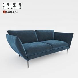 SitsHugo   corona sofa