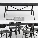 misuraemme Table & chair 360