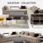 SOLATIUM   Collection 3 sofa 321