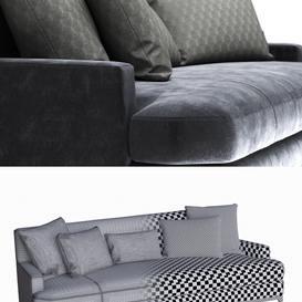 Baker CELESTITE  Ditim sofa