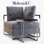 Molteni Large armchair sofa 333
