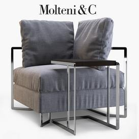 Molteni Large armchair sofa