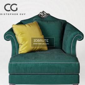 CHRISTOPHER GUY  Valentina 60 0045(102x93x87h) sofa
